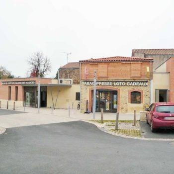 Projet de construction 20 Ecobat La Chaize-le-Vicomte en Vendée