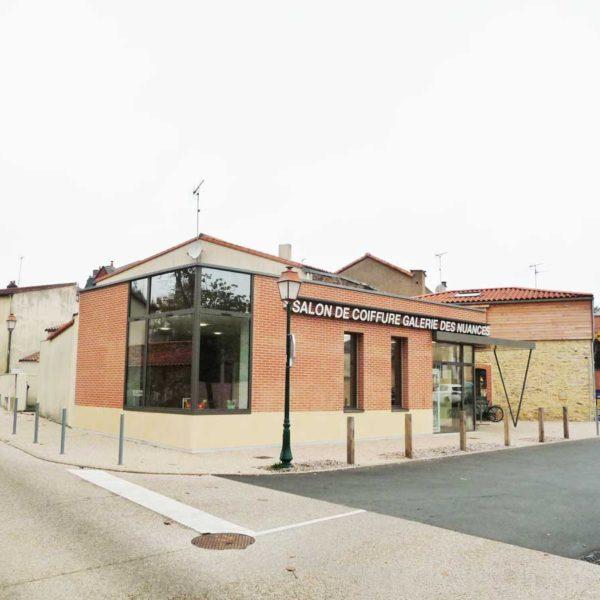 Projet de construction Ecobat La Chaize-le-Vicomte en Vendée 85