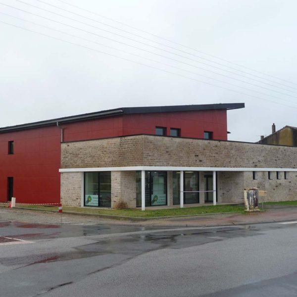 Ecobat construction batiment entreprise Palluau en Vendée 85