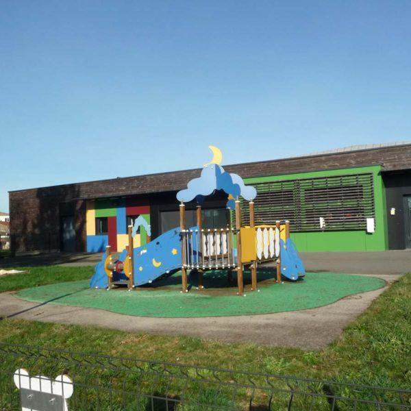 Ecobat construction réalisation crèche en Vendée 85