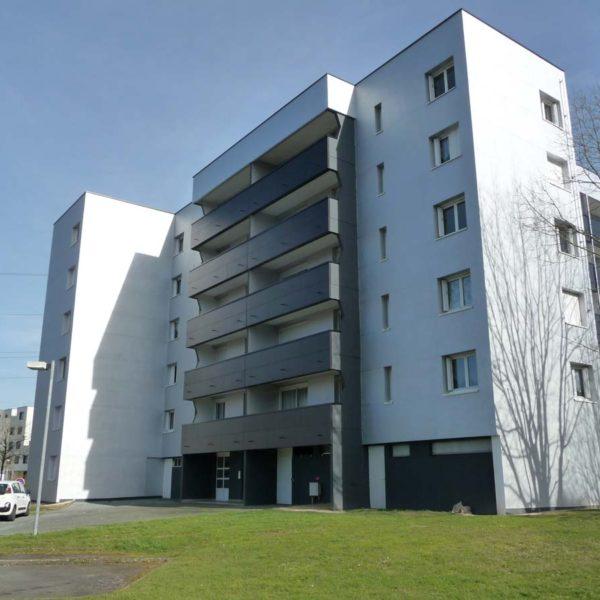 Ecobat immeuble construction réalisation Vendée 85