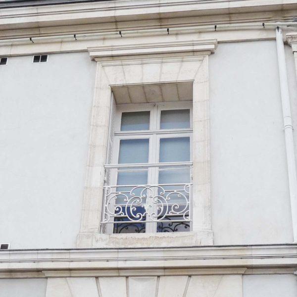 Ecobat rénovation bâtiment historique Vendée 85