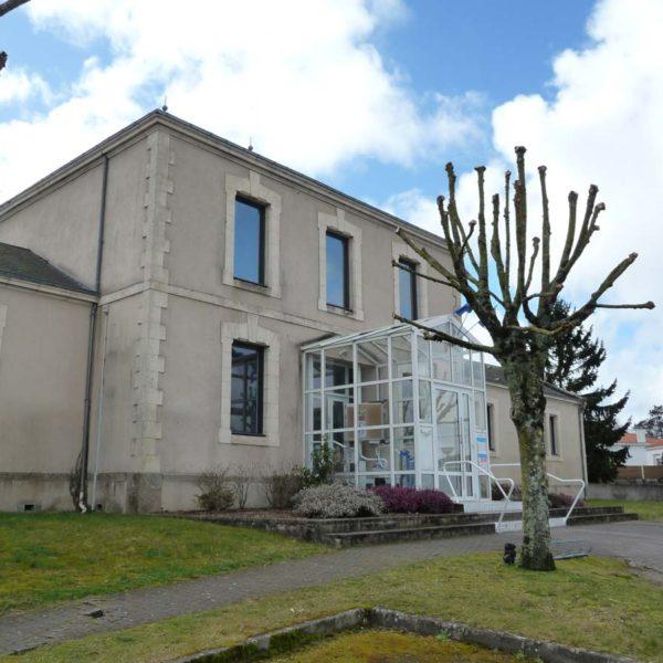Ecobat rénovation bâtiment public Vendée 85