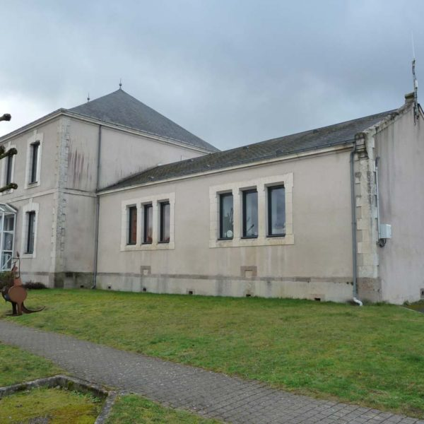 Ecobat rénovation mairie Vendée 85