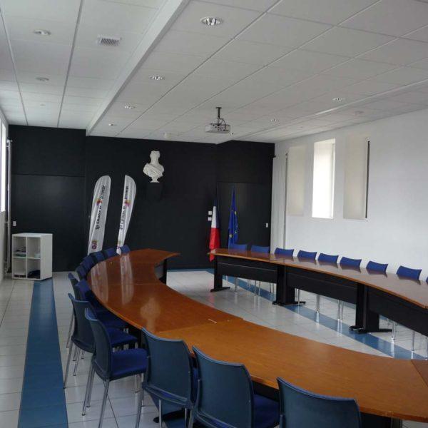 Ecobat rénovation pour mairie Vendée 85