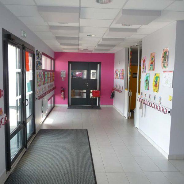 Ecobat construction conception école Vendée 85