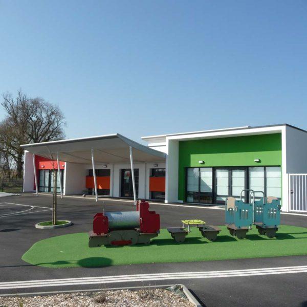 Ecobat construction école Vendée 85