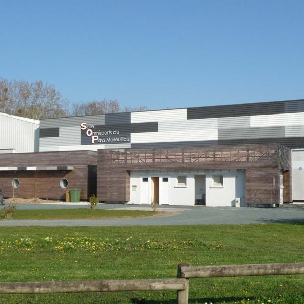 Ecobat construction salle de sport en Vendée 85