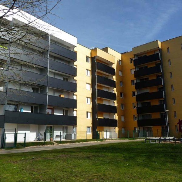 Ecobat réalisation immeuble Vendée 85