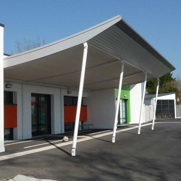 Ecobat réalisation école Vendée