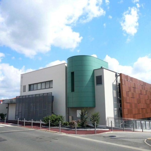 Ecobat réalisation salle polyvalente Vendée 85